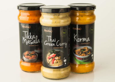 Meridian Cooking Sauces