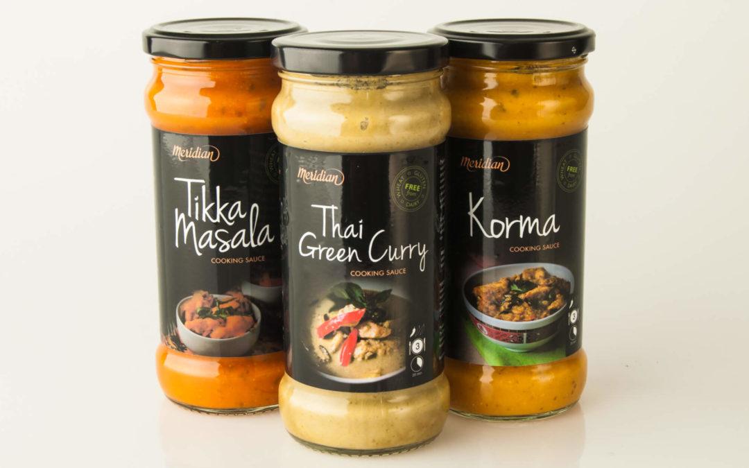Meridian Cooking Sauces